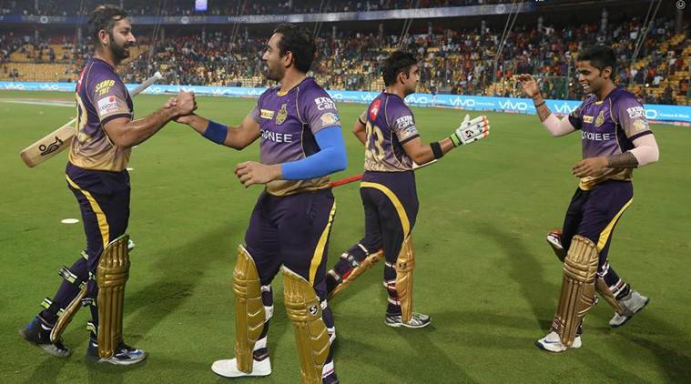 IPl 2017, IPl 2017 news, IPl 2017 updates, Gautam Gambhir, Nathan Coulter-Nile, KKR vs SRH, SRH KKR, sports news, sports, cricket news, Cricket, Indian Express