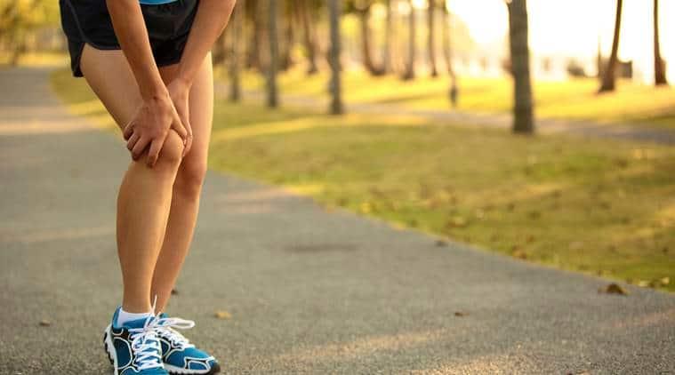 Noisy knee, popping knee, knee pain, joint pain, knee pain medicine,osteoarthritis, Indian Express, Indian Express News
