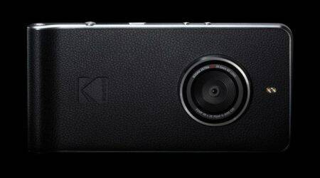Kodak Ektra camera-centric smartphone could be launched soon in India