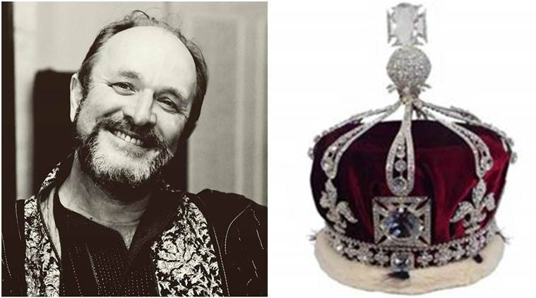Dalrymple's book Kohinoor, William Dalrymple, Pakistan, Iran, Afghanistan, Nader Shah, Muhammad Kazim Marwi, Most Infamous Diamond, England, Queen Of England, crown, Kohinoor story, Kohinoor book, latest, trending, Books, Indian Express, Indian Express News