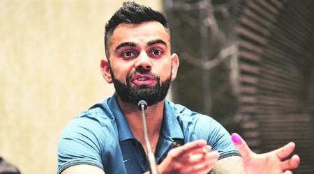 A chastened skipper Kohli leads team to CT