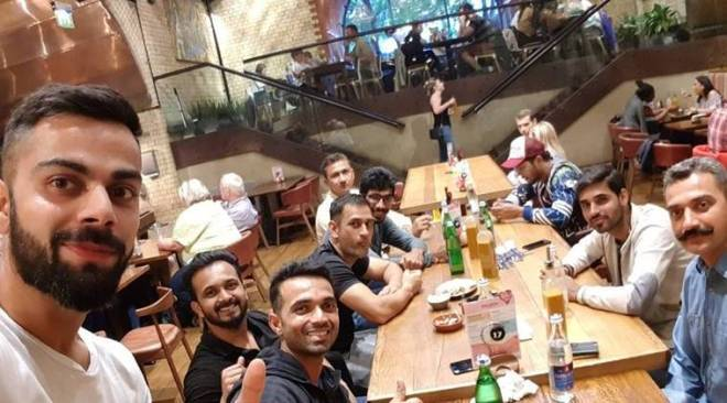 ICC Champions Trophy 2017: Here's what Indian cricket team is doing off the field in England, see pics