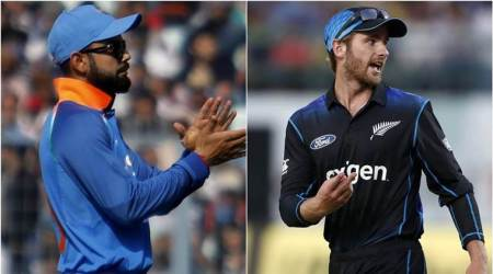 India vs New Zealand, ind vs NZ, India vs New Zealand warm-up, Ind nz, ICC Champions Trophy, Champions Trophy, Ind vs NZ champions Trophy, Cricket news, Cricket, Sports news, Sports, Indian Express