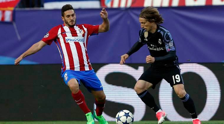 atletico madrid, koke, ateltico madrid koke, koke atletico, football news, sports news, indian express