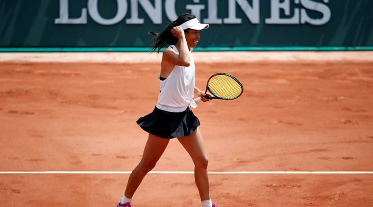 french open, french open 2017, roland garros, johanna konta, Hsieh Su-Wei, tennis news, sports news, indian express