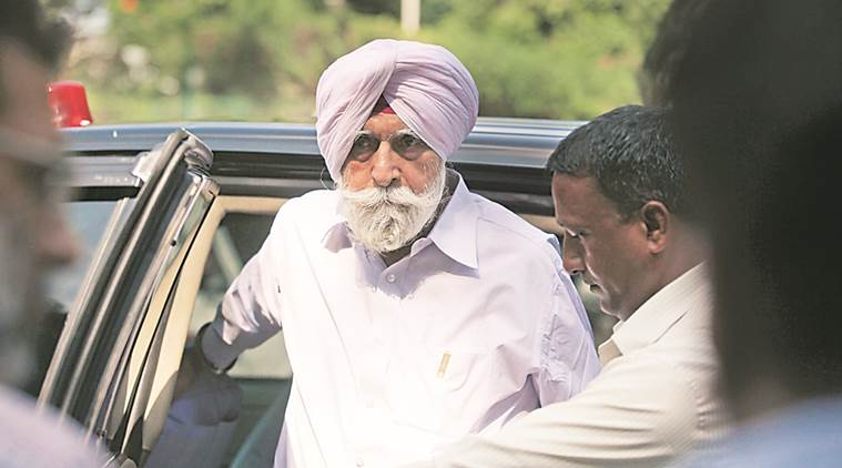 KPS Gill, KPS Gill death, KPS Gill age, Punjab parties on KPS gill, BJP, Congress, Akali Dal, india news