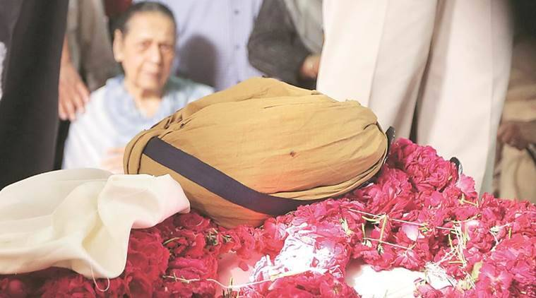 kps gill, k p s gill dead, kps gill funeral, kps gill last rites, kps gill history, india news, indian express news
