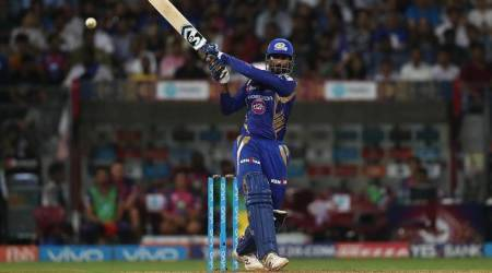 Mumbai Indians, IPL, IPL 10, Vivo IPL, Mumbai Indian players, Mumbai Indian IPL winners, Krunal Pandya, Krunal Pandya MI, Pandya brothers, Krunal Pandya performance in IPL 10, cricket news, IPL news, sports news, indian express news