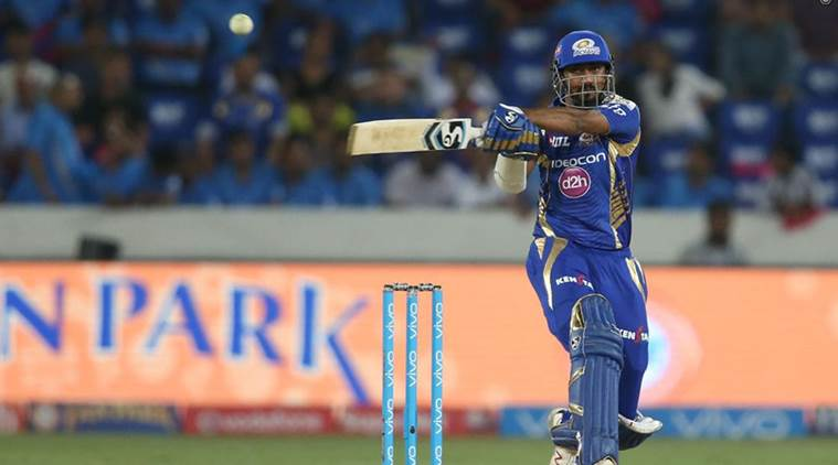 The uncapped, Krunal Pandya helps Mumbai Indians win their third IPL title in 2017 || Image Source: BCCI