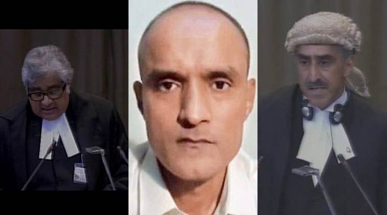Kulbhushan jadhav case arguments presented by india for Farcical used in a sentence
