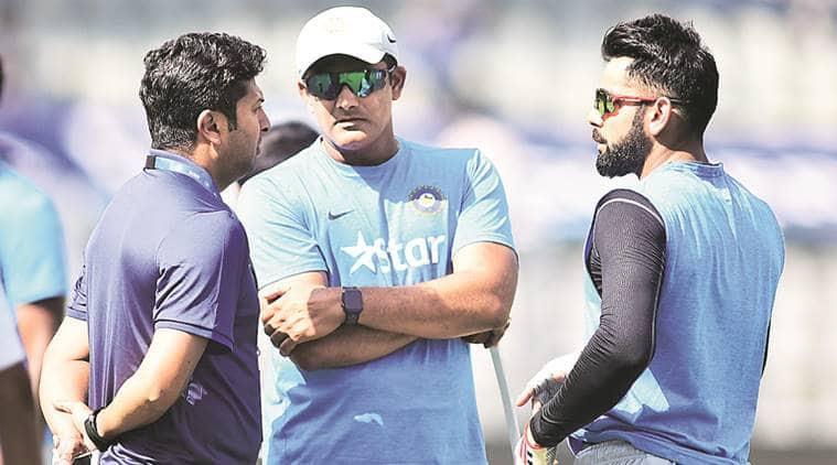 Virat Kumble, Anil Kumble, bcci, india cricket coach, cricket news