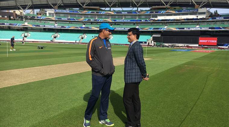 anil kumble, sourav ganguly, india cricket coach, cricket news, sports news, indian express