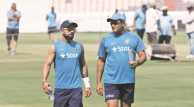 Virat Kohli, ANil Kumble, Indian cricket team, ICC Champions Trophy, Kohli Kumble rift, Amitabh Choudhary, BCCI, Cricket news, Indian Express