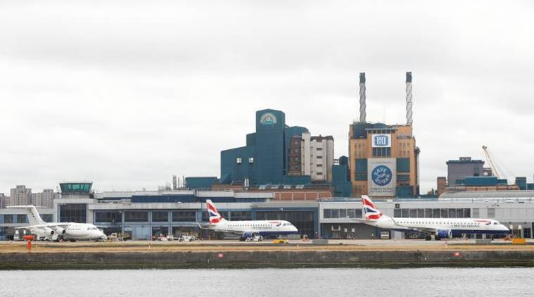 London City Airport's flights to be controlled from 70 miles away from 2019