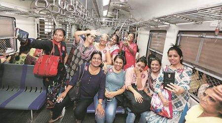 'World's first' women's special train completes 26years