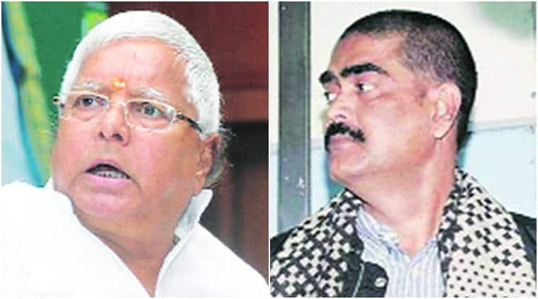 Lalu Prasad Yadav, Shahabuddin, Mafia don Shahabuddin, Bihar, Bihar news, Nitish Kumar, CM Nitish Kumar, arnab goswami, republic TV, republic TV live, Indian Express, India news