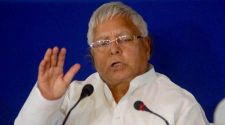 Govt stops work at Lalu Prasad's kin mall site