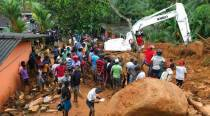 Sri Lanka: At least 25 feared killed, 42 missing in flood and mudslide