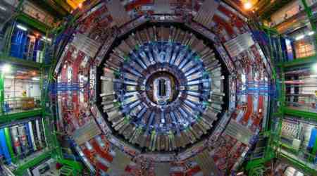 Top lab CERN launches key newaccelerator