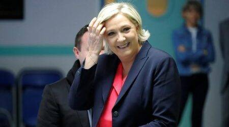 France's Marine Le Pen: far-right will rebuild, continue fight against European Union