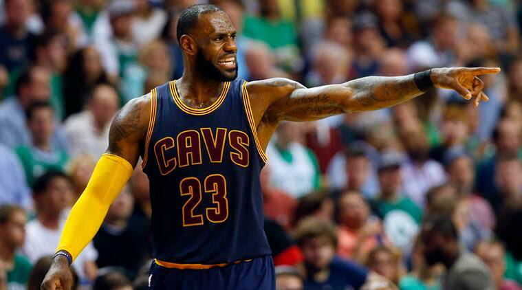 Cavs set record with 41-point halftime lead