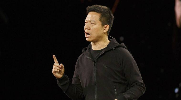 Leshi, LeEco, LeEco founder, Jia Yueting, LeEco China, Leshi CEO, Leshi new CEO, Leshi chairman, LeEco cash crunch, Lenovo, Liang Jun, CEO Jia, Chinese IT company