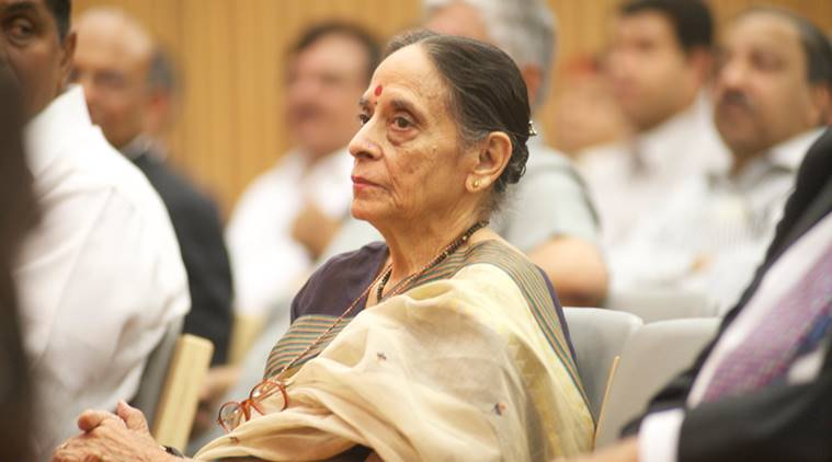 leila seth, leila seth dead, vikram seth, vikram seth mother, justice leila seth, justice leila seth dead, vikram seth mother dead, ramachandra guha, first woman judge, delhi high court, indian express