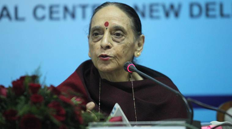 leila seth, leila seth dead, vikram seth, vikram seth mother, justice leila seth, justice leila seth dead, vikram seth mother dead, first woman judge, delhi high court, indian express