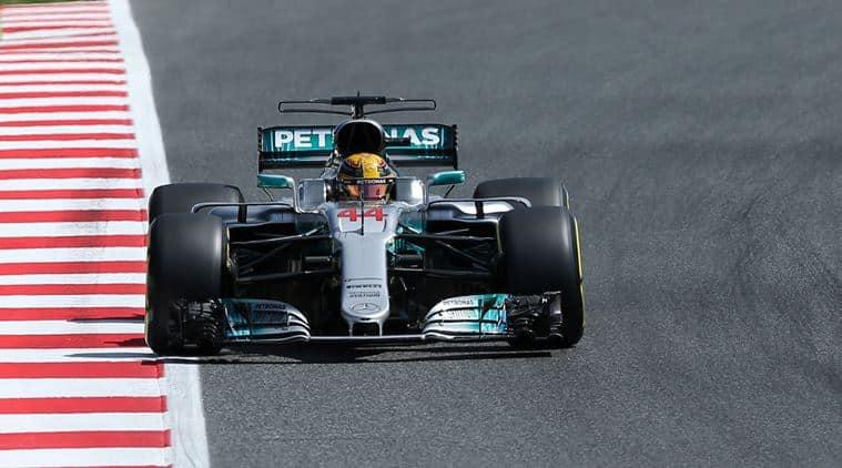 Lewis Hamilton, Lewis Hamilton Mercedes, Mercedes Hamilton, Spanish Grand Prix, Spanish GP, Sports News, Sports