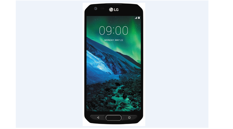LG X Venture Rugged Smartphone Unveiled