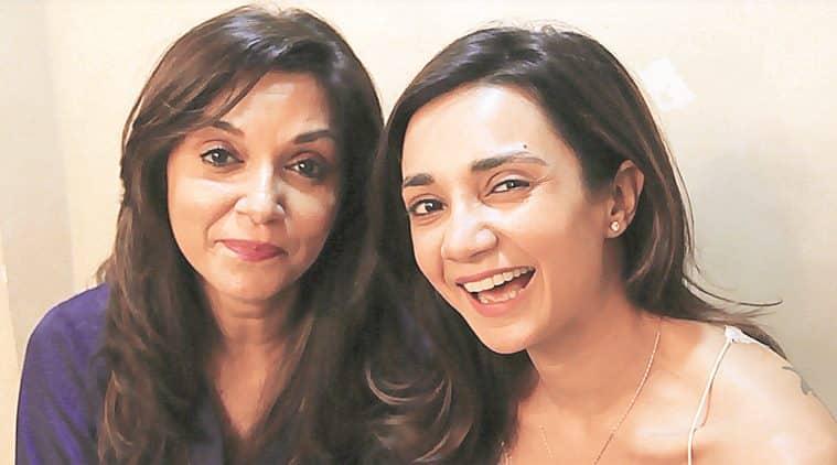 mother's day, Akanksha Seda's film, Chhoti, Lilette Dubey, Ira Dubey, Indian express talk