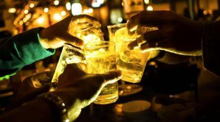 Two policemen dismissed from service under liquor law in Bihar