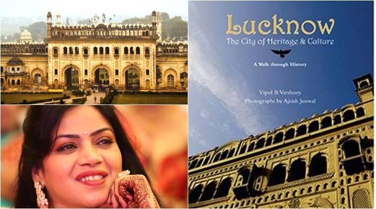 Books, books review, Indian authors, book on Lucknow, lucknow's beauty, city of nawabs, nawabi culture, Vipul B. Varshney, Ajaish Jaiswal, Latest book in india, indian express, indian express news