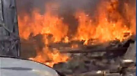 Fire in Indus MAGIC lab, d Council of Scientific and Industrial Research, National Chemical Laboratory, India news, national news, latest news, India news, National news