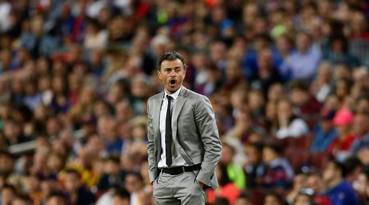 Copa del Rey: Barcelona want to win for Coach Enrique