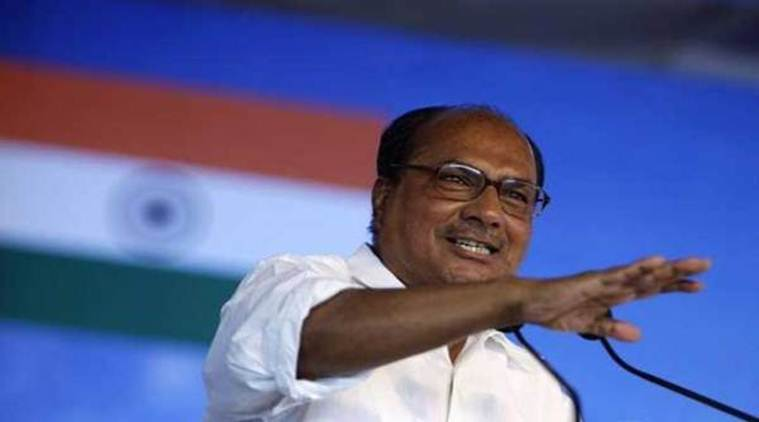 Ak Antony, Keral news, LDF, UDF,Latest news, Indian express, India news