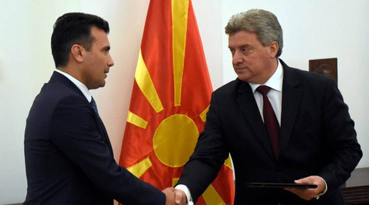 Macedonia: Opposition given mandate to form government