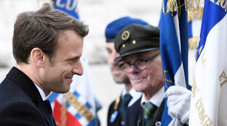 emmanuel macron, french election, french president, france president, macron, france election results, france news, world news, indian express