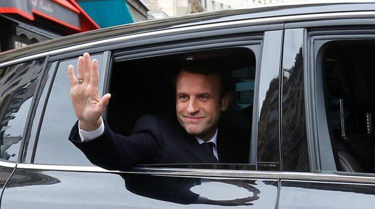 emmanuel macron, french presidential election, world leaders on macron victory, world news, indian express