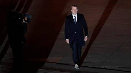President Emmanuel Macron vows to step up French fight against Islamists in Africa