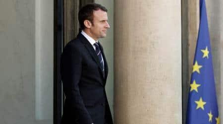 France: Emmanuel Macron headed for overwhelming parliamentarymajority