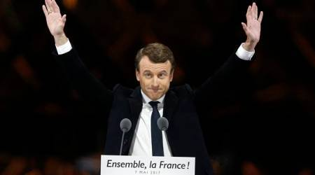 French elections: Emmanuel Macron wins presidency, vows to 'fight the divisions' that undermine the country