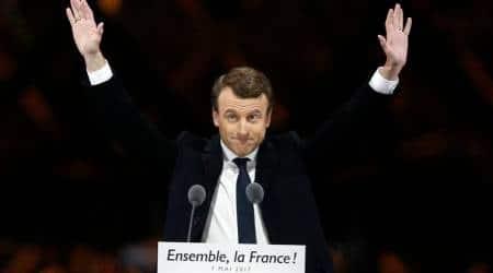 macron, France president, France presidential elections, Emmanuel Macron, France, France EU, EU, European union, Angela merkel, Justin Trudeau, Brexit, Theresa may, France brexit, Le Pen, Latest news, latest world news