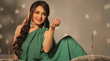 Madhuri Dixit turns 50, Bollywood wishes her 'eternal beauty'