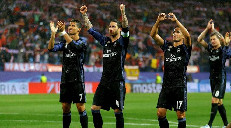 Real Madrid to face Juventus in the UEFA Champions League final