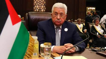 mahmoud abbas, Palestine, Palestinian President, middle east news, indian express