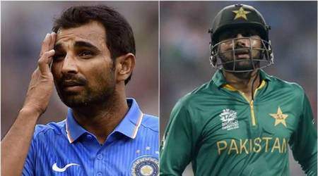 Mohammad Shami is the best bowler in the Indian team, says Pakistan batsman Shoaib Malik