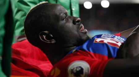 Mamadou Sakho, Mamadou Sakho Crystal Palace, Crystal Palace Mamadou Sakho, Mamadou Sakho matches, Christian Benteke, sports news, sports, football news, Football, Indian Express