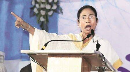 Cases ready against BJP workers, dare you to arrest one more TMC leader: CM MamataBanerjee