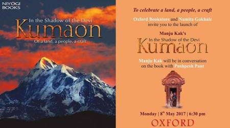 In the Shadow of the Devi: Kumaon, Manju Kak, Manju Kak's book, Manju Kak In the Shadow of the Devi, Indian Express, Indian Express News